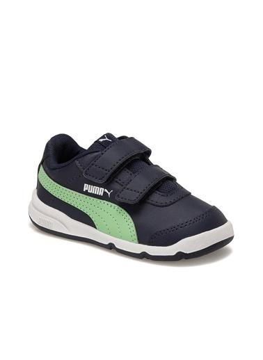Puma Stepfleex 2 Sl Ve V Inf P Erkek Çocuk Koşu Ayakkabısı Lacivert